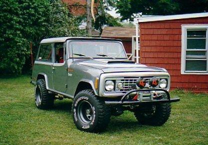 jeepster commando1969 Jeepster Commando Lifted #18